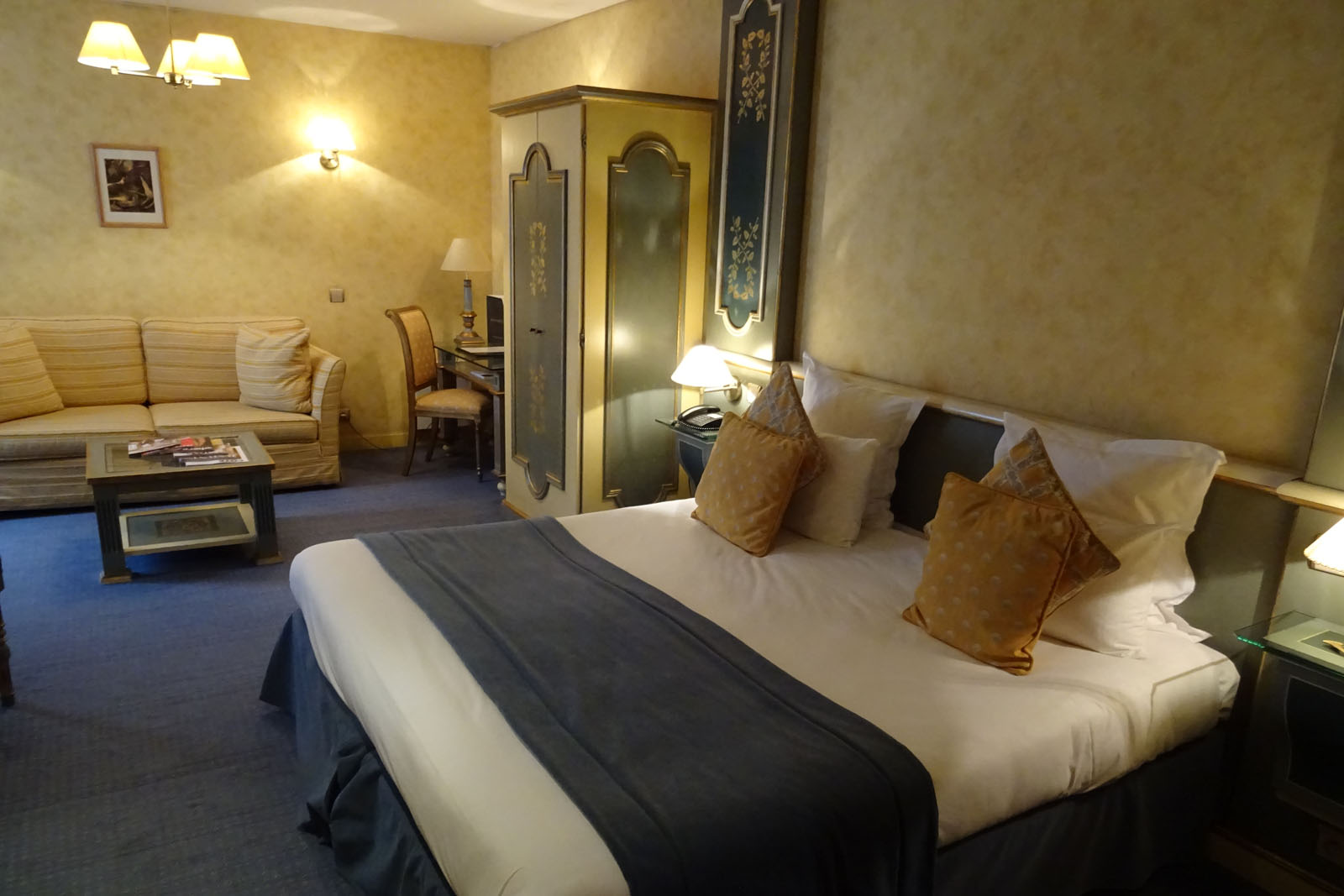 02 Unsere Junior Suite in der Villa Beaumachais