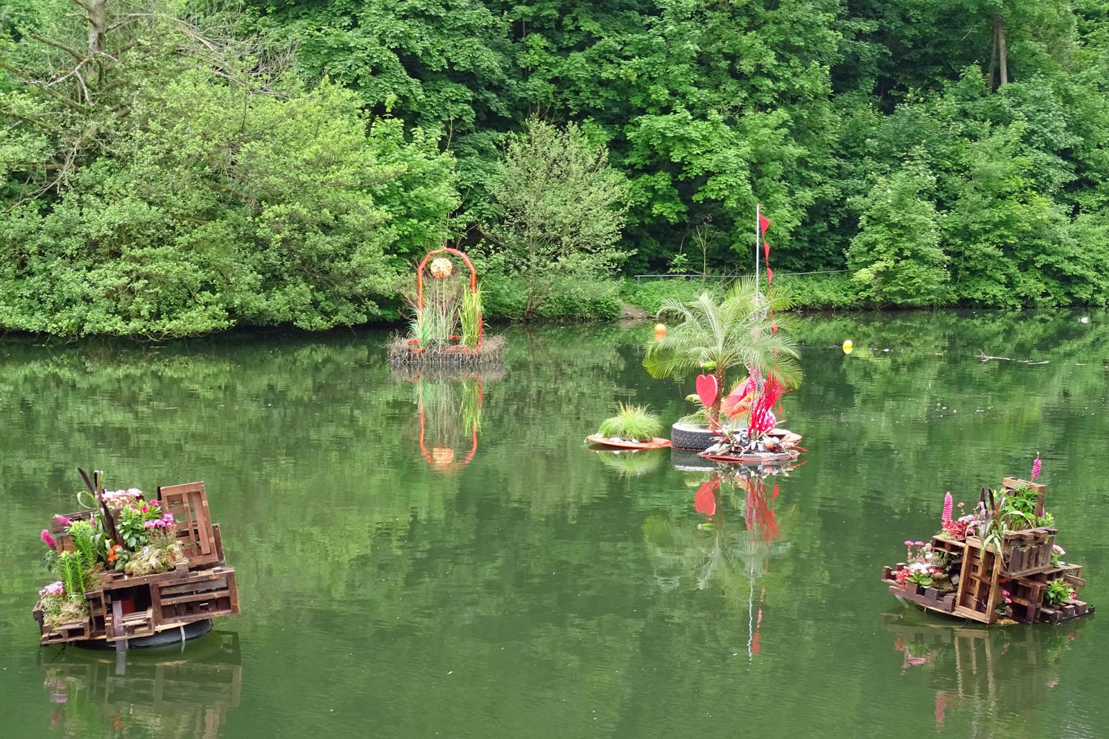 Impressionen von der Landesgartenschau in Mu00fchlacker : mmth ...