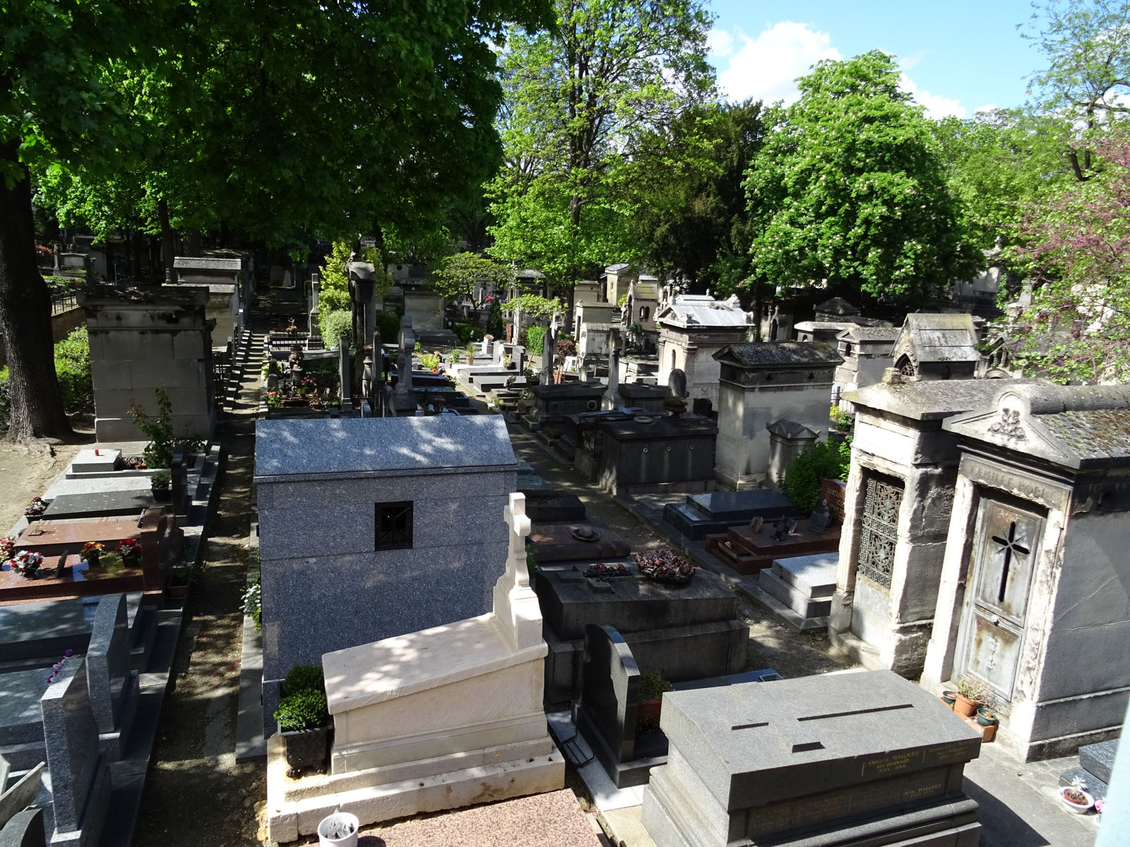 54 Cimetiere de Montmartre