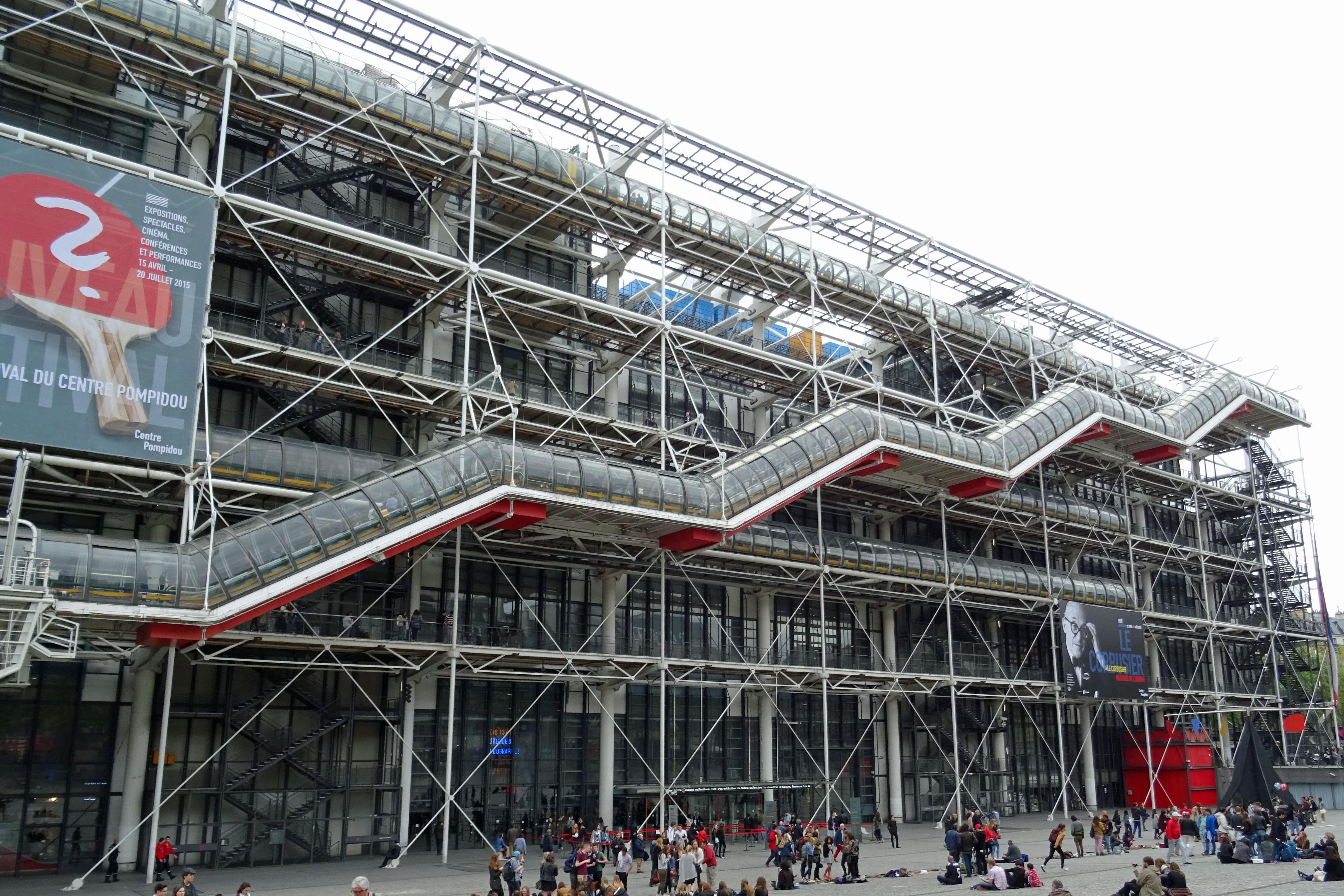 90 Centre Pompidou