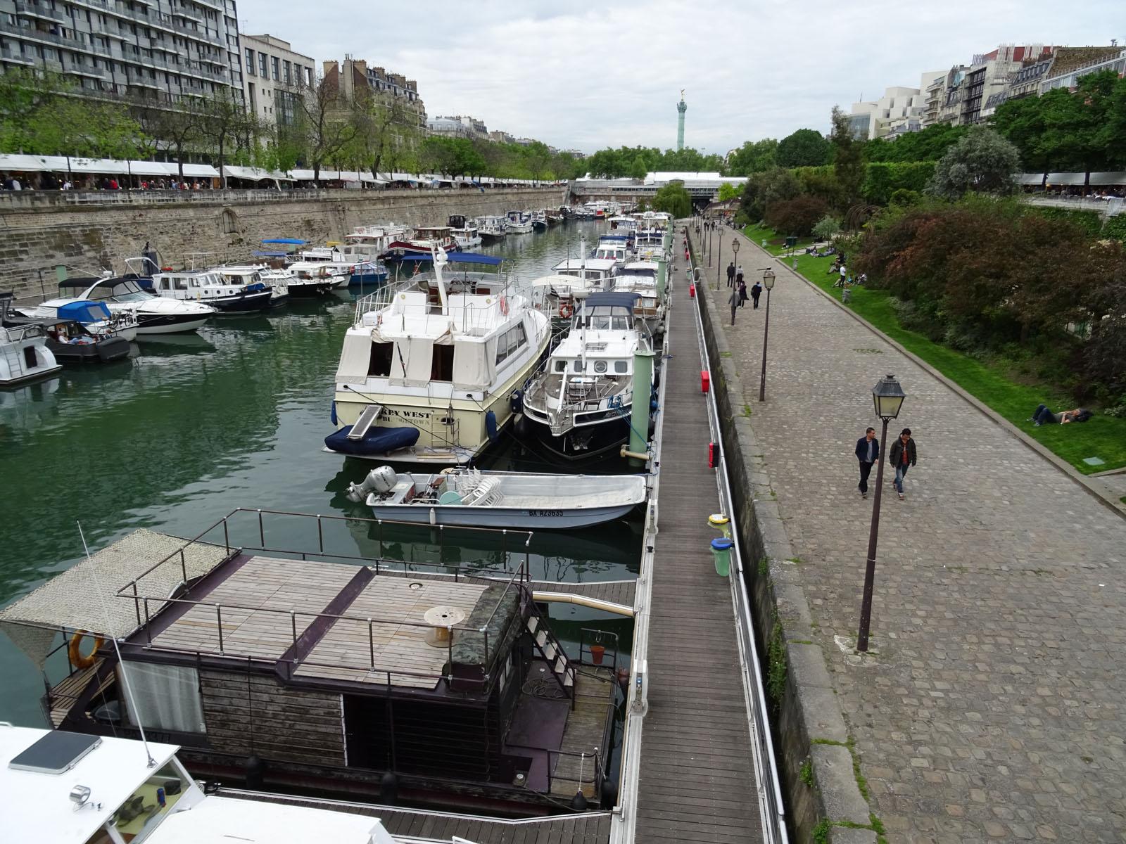 91 Hafen an der Bastille