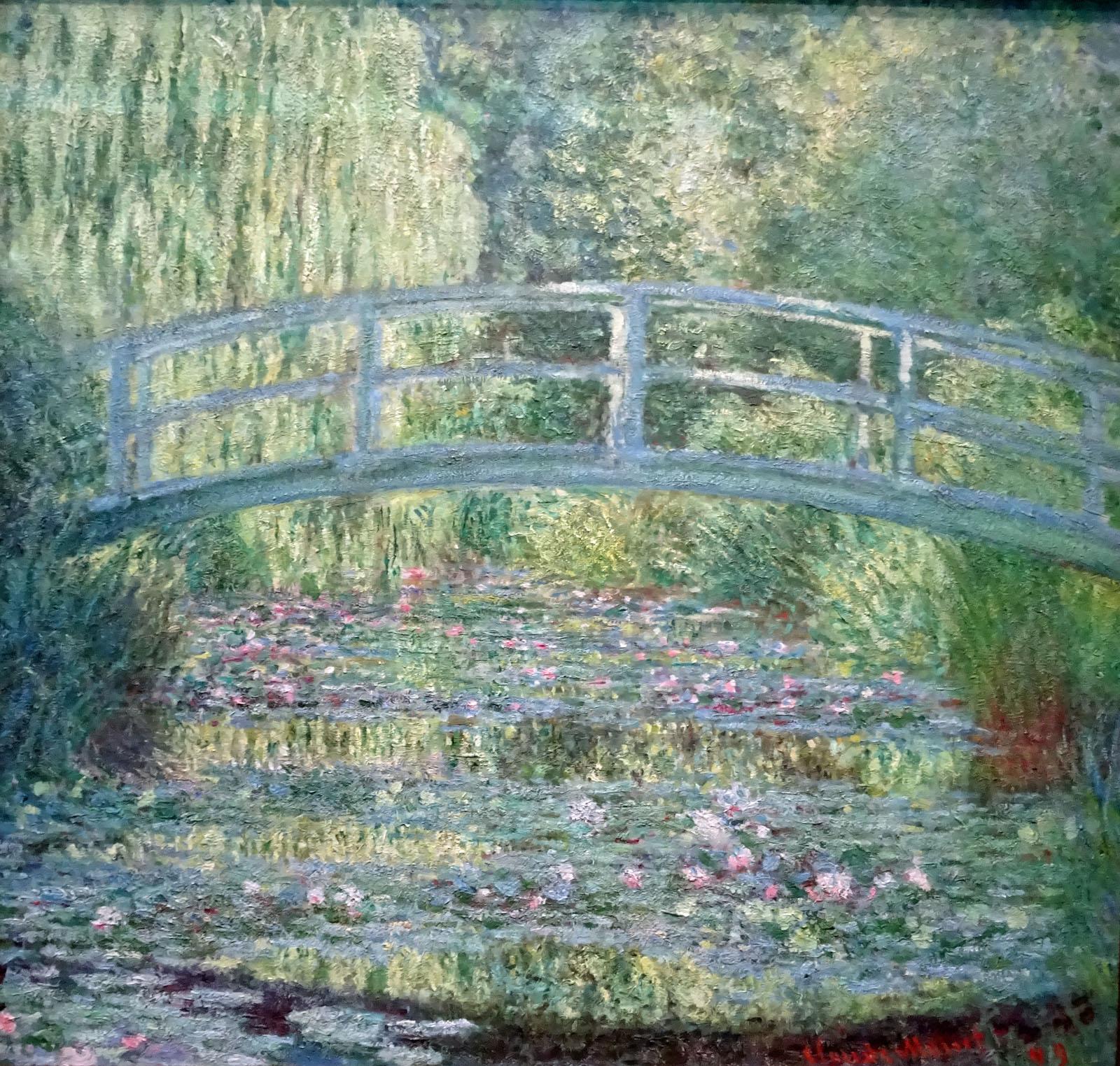 80 Monet im Musée d'Orsay